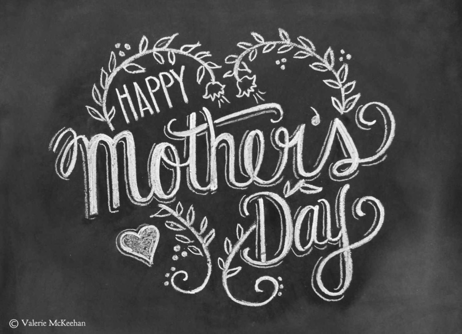 HAPPY MOTHERS DAY TO ALL MUM'S!!!